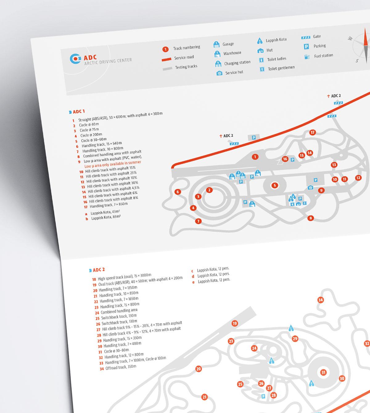 Corporate-Design Karten