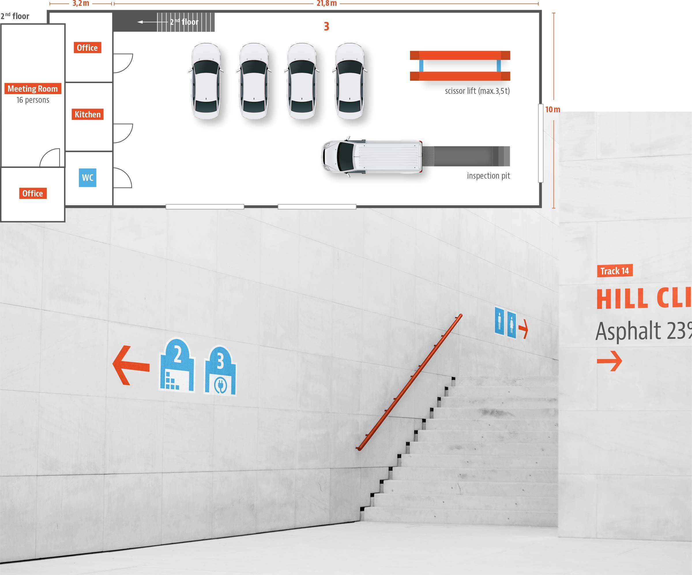Corporate-Design Leitsystem
