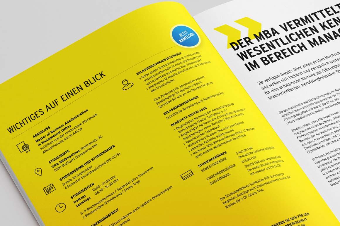Broschüren Design Agentur