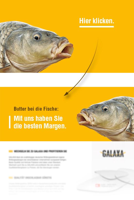 Marketing-Kampagne außergewöhnlich